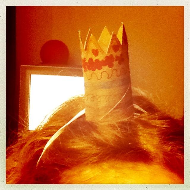 6. On admire la princesse ^^