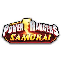 samurai power rangers logo