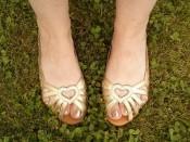 chaussures H&M kids