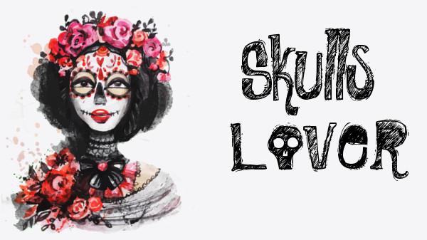 skulls lover