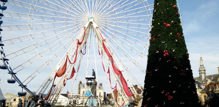 grand roue Lille
