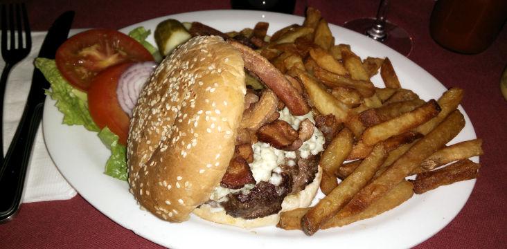 bon burger à new york