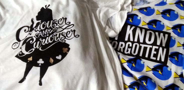 t-shirts Kiabi Disney