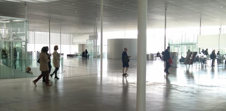 famille au Louvre Lens