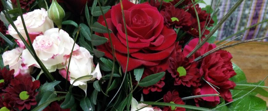 Saint-Valentin par Interflora