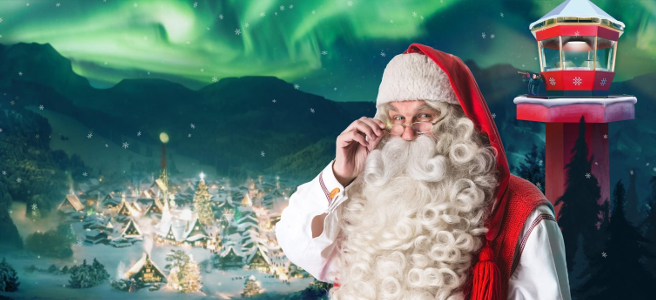 vidéo du Père Noël