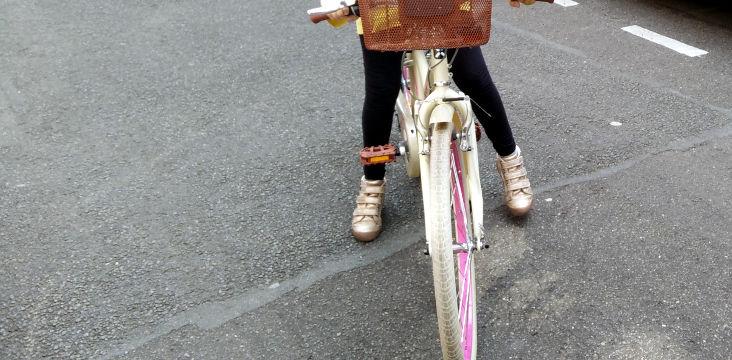 vélo btwin enfant