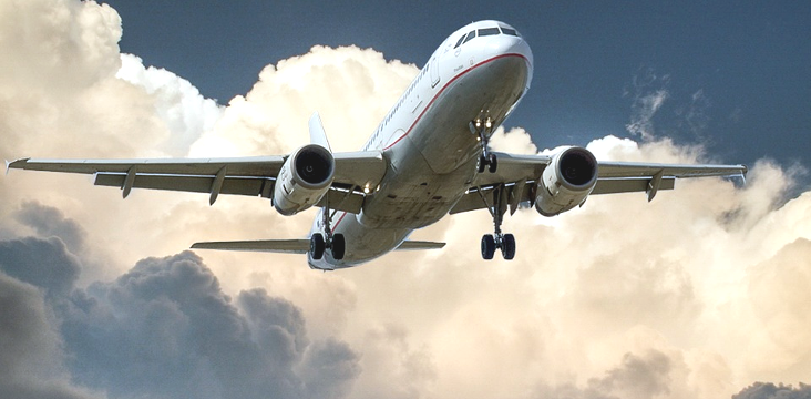 avion en vol