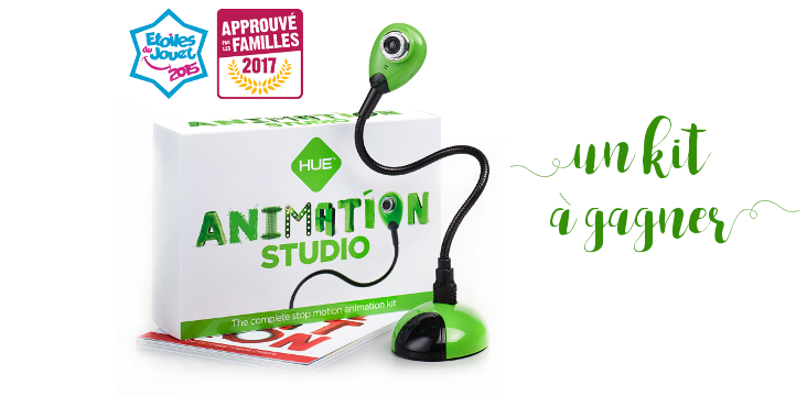 Kit Animation Studio de HUE