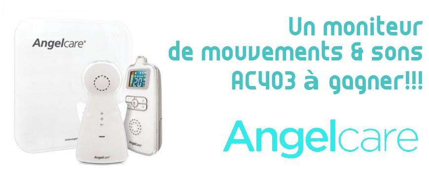 moniteur de mouvements & sons AC403