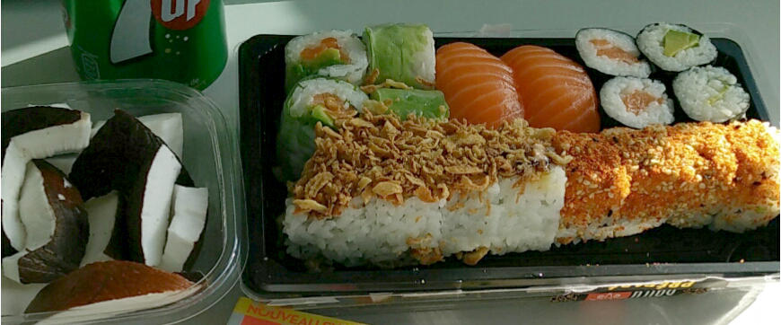 sushis carrefour