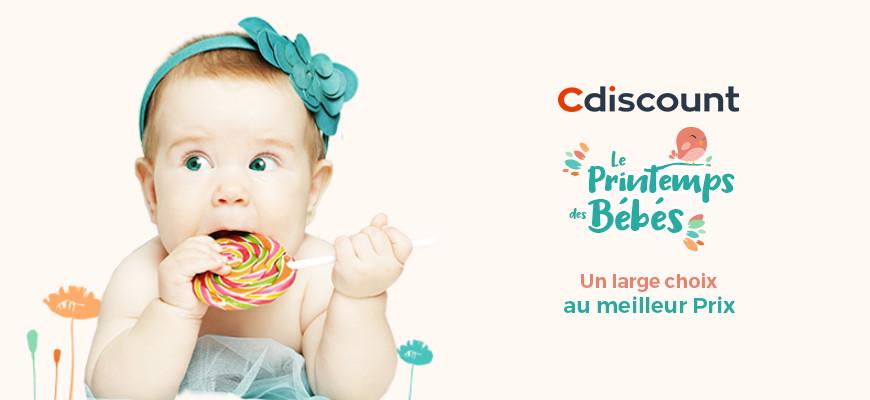 printemps des bébés