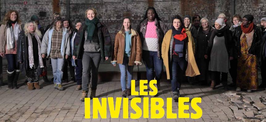 Les Invisibles de Louis-Julien Petit