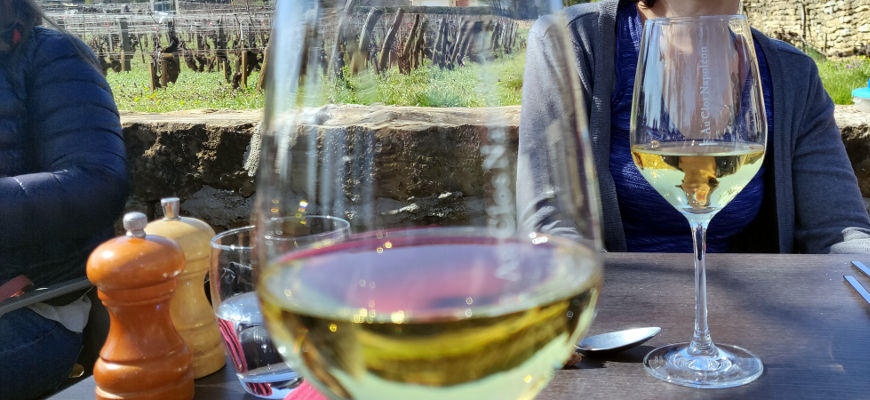 weekend express en Bourgogne