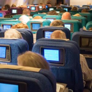 films dans l'avion