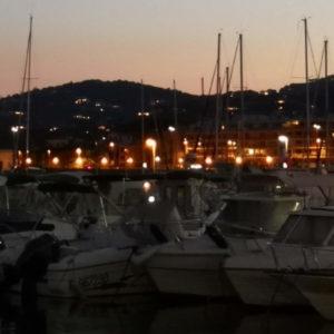 Bon restaurant sur la Côte d'Azur
