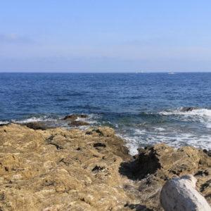 Balade sur le bord de mer