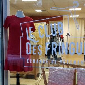 Le club des fringues Lille
