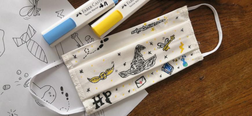 marqueurs textiles Faber-Castell