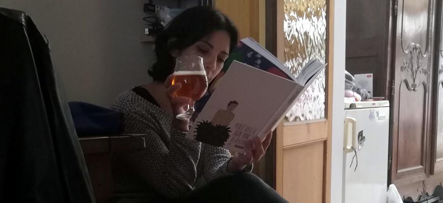 bière et BD
