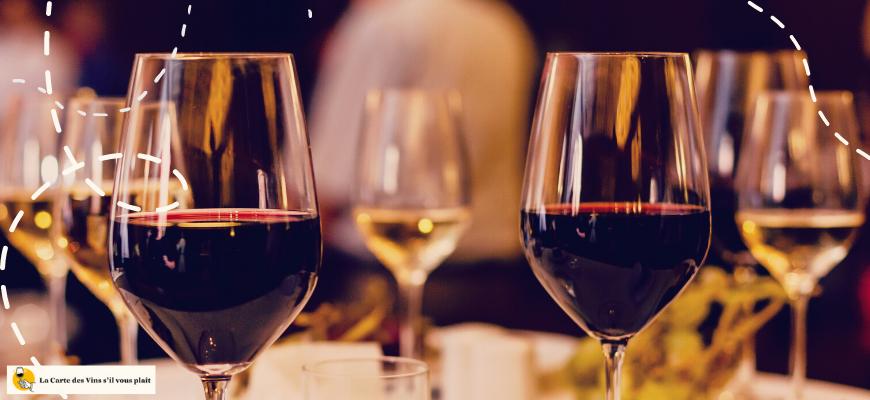 La carte des vins SVP