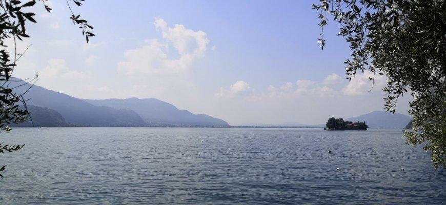 road trip en Italie lacs